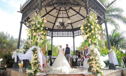 Luxe bruiloften Tenerife
