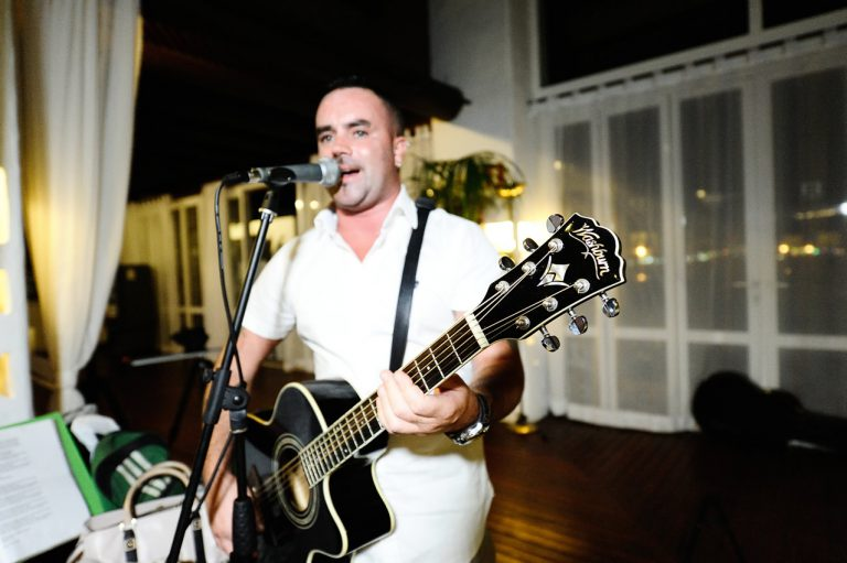 Muziek en animatie voor bruiloften in Tenerife