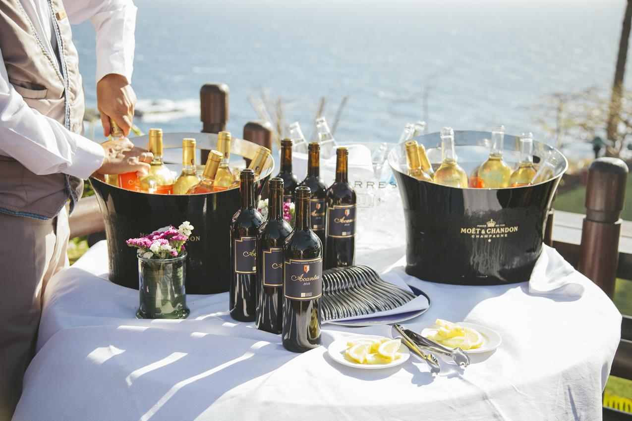 Openbar voor bruiloften op Tenerife