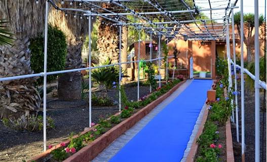 Rustieke locaties in Tenerife voor trouwfeesten
