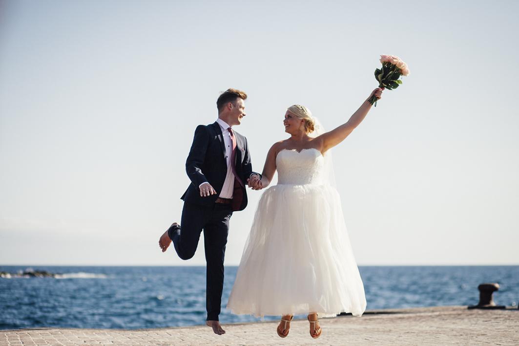 Videograaf voor bruiloften in Tenerife